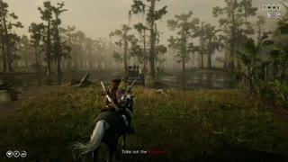 Wild Swamp On Red Dead Redemption Online