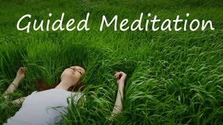 15 Minute Guided Meditation ~ Relaxed Body Relaxed Mind
