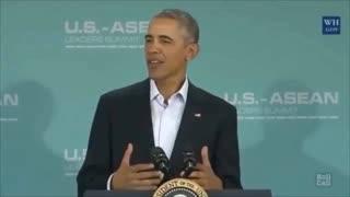 Former President Obama Agrees!