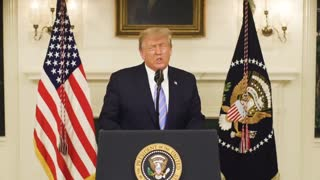 Message from President Trump - URGENT