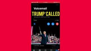 Trump Called-Vote Georgia