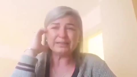 CRYING IRISH WOMAN FORCED TO PAY FOR HER COVID INTERNMENT CAMP