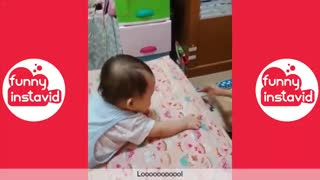 Dad and daughter funny video.