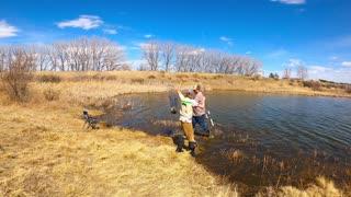 Spring 2021 Take a Kid Fishing Days