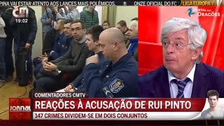 Rui Pereira sobre a acusação de Rui Pinto