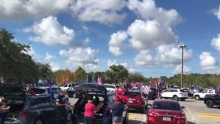 Sw Florida trump train rally