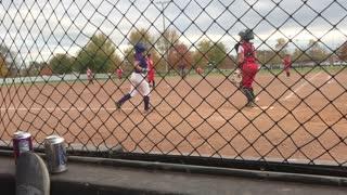 Emily Hitting 8
