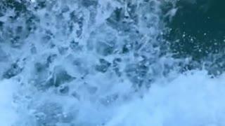 Slow Motion Water Fishing Trip
