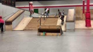 Elijah Darville at ramp 48