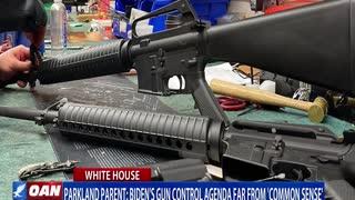 Parkland parent calls Biden's gun control agenda far from 'common sense'