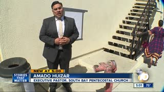 CA. church vandalized after pastor spoke out about drag queen storytime