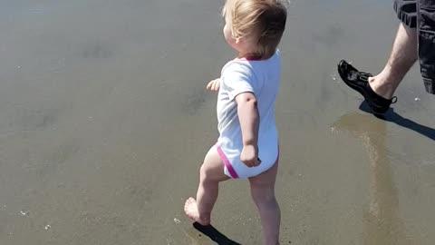 Ocean baby