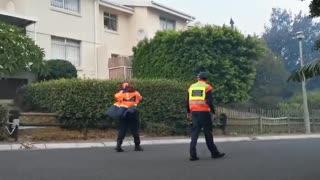 Vredehoek residents ordered to evacuate