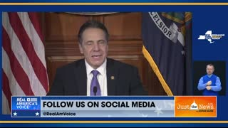 Governor Andrew Cuomo addresses the allegations of harassment as calls for his resignation grow
