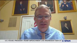 Jim Jordan GOES OFF on Radical Dem Over New Impeachment Attempt