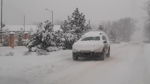 Wow! Winter in Russia