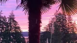 Coos Bay Oregon Sunrise