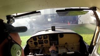 Landing 7MI3 runway 13