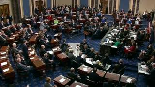 Trump fue absuelto en Senado de EE.UU.