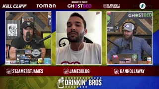 Drinkin' Bros Podcast #655 - Special Guest Street Reporter James Klug