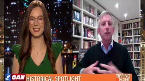 Tipping Point - Robert Lyman on A War of Empires