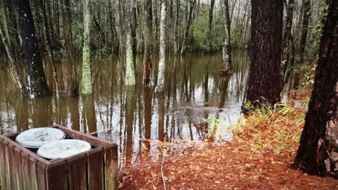Flooding South Fork