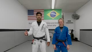 Half Guard Pass to Side Control 2