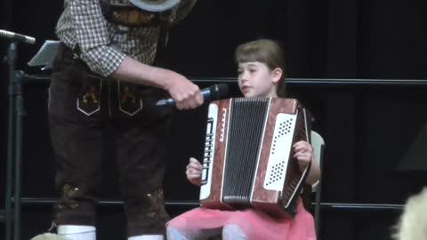 More Masha! Maria Telechev at Leavenworth International Accordion Celebration, Part One