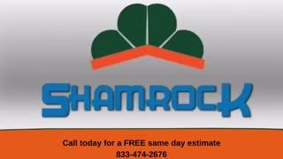 Thank you Shamrock!