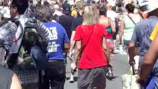 Montreal Freedom Day Rally, July 24, 2021