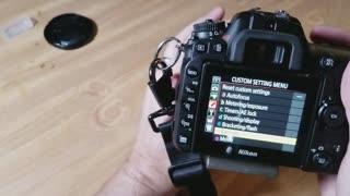 back button focus nikon d7500