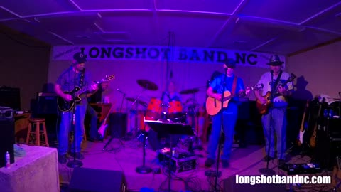 Longshot™ Band - Give Me Back My Heart - Studio Live