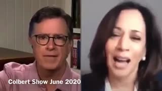 Kamala Harris - they're not gonna stop