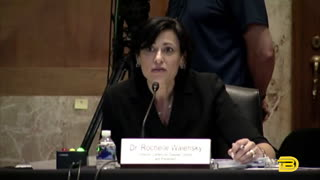 John Kennedy Asks CDC Director Point Blank What Mask Rules Are
