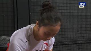 Diaz gold medal winning moment at tokyo olympics