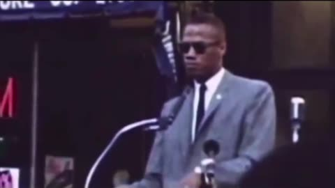 Malcolm X - Food for thought - What has changed