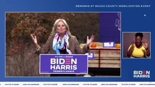 Jill Biden admits that they are not patriots