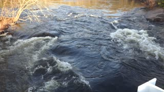 White Water Wolf River Keshena Indian Rez