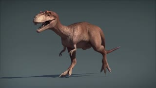 The most funny dinosaur