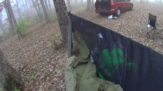 Camping Hammock Review Real Woods Part 2