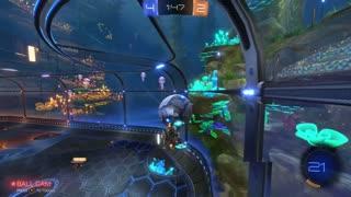 Rocket League Back Wall