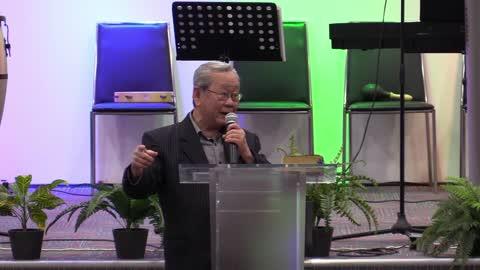 Sunday 26th Sep 2021 | God is Life | Pr John Chee