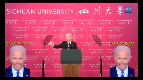 Joe Biden Works Hard For His Money