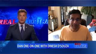 Real America - Dan W/ Dinesh D'Souza (June 25, 2021)