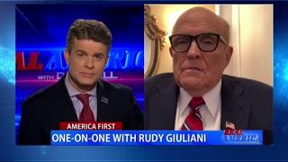 Dan Ball W/ Rudy Giuliani
