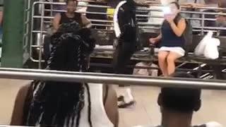 Music subway train station michael jackson
