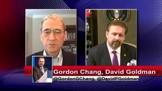 The real China threat. Gordon Chang and David Goldman with Sebastian Gorka