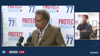 """Chicago Mayor Accuses Unvaccinated Police Of Trying """"To Induce An Insurrection"""""""