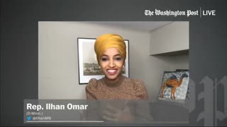 "WATCH: Ilhan Omar Loses It, Calls Trump Rallies ""Klan Rallies"""