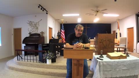 Wednesday Night Prayer and Praise June 2, 2021